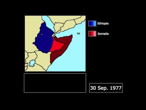 [Wars] The Ethiopian-Somali War (1977-1978): Every Day