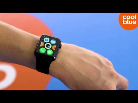 Apple Watch Series 3 Smartwatch Review (Nederlands)