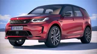 3D Model Land Rover Discovery Sport 2020 at 3DExport.com