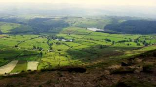 Pendle Hill from the Nick of Pendle