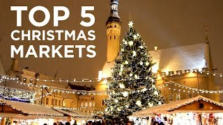 Top 5 Christmas Markets In The World | UNILAD Adventure