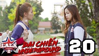 La La School Phần 2 Tập 20 - Đại Chiến Uderground Full HD