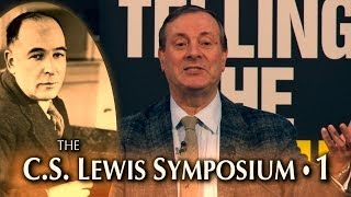 CS Lewis Symposium 1/3: Rational Argument -- Alister McGrath