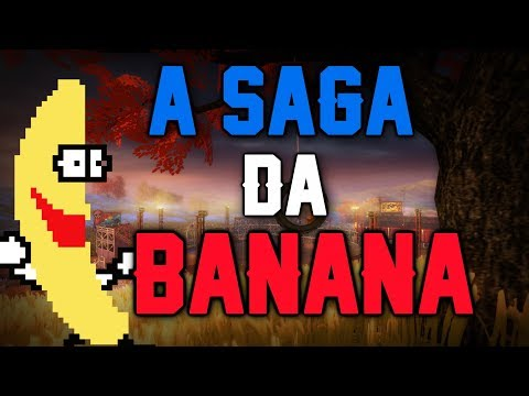 A SAGA DO BANANA | Rocket League thumbnail