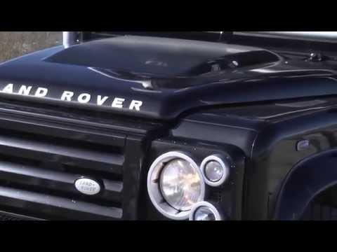 """Авто Элита"" от 08.04.2015 тест-драйв Land Rover Defender 90"