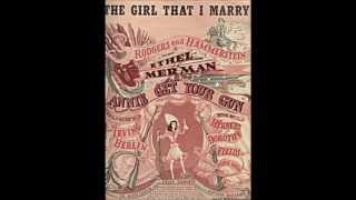 Ray Middleton - The Girl That I Marry