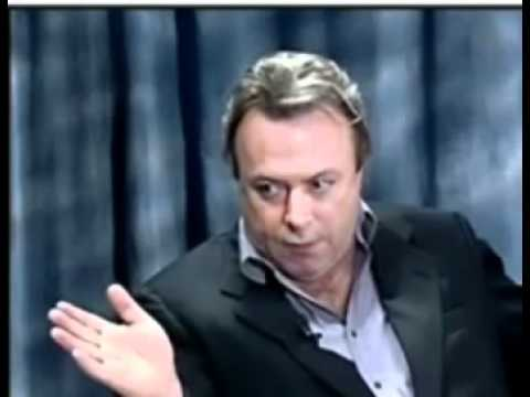 Divine impulses Christopher Hitchens