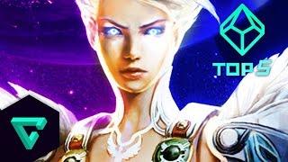 Top 5 : Things We Like About Skyforge | Beta Gameplay Skyforge