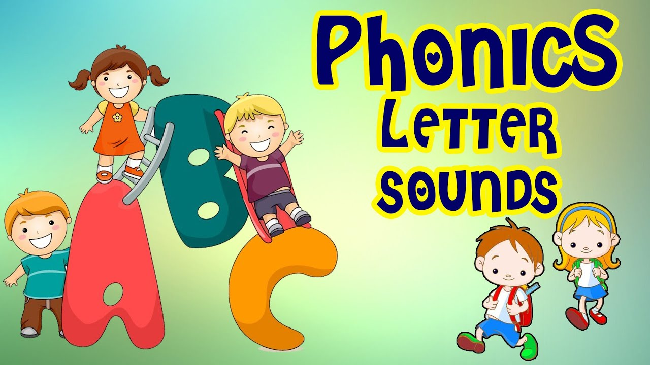 Phonics EFGH With Letter Sounds For Kids   Learn Alphabet, ABC And ...