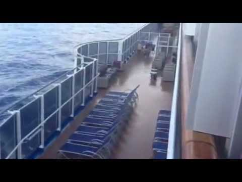 Stateroom Cabin On The Carnival Magic With Balcony View
