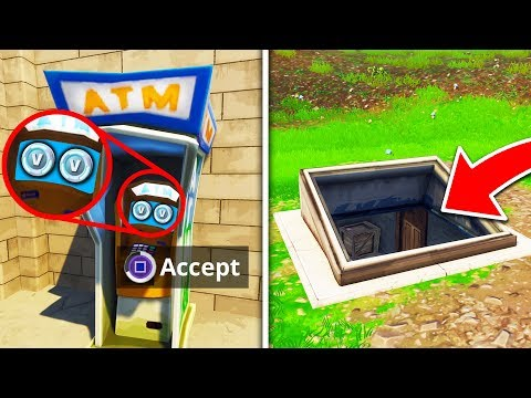 7 *INSANE* Fortnite Glitches That Anyone Can Do! (Season 6)