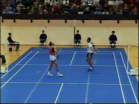 2003 Toulouse Open  Nikhil Kanetkar vs Andrew & Nikhil Kanetkar vs Andreas 03