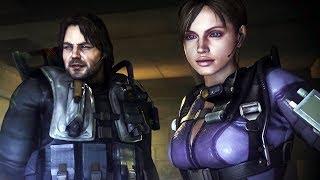 Resident Evil: Revelations Remastered All Cutscenes (Game Movie) Full Story 1080p 60FPS
