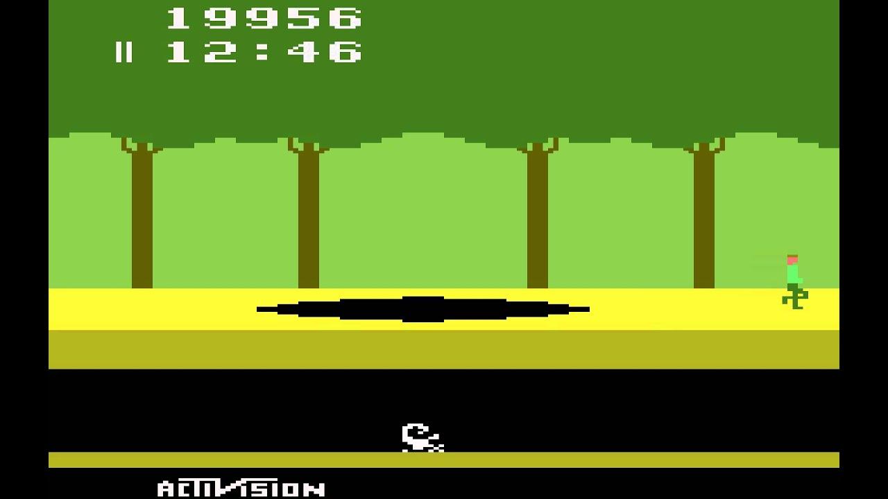 activision atari 2600 games
