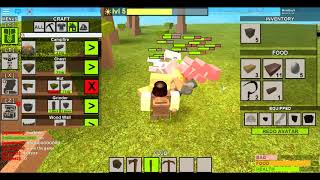 ROBLOX: Bogga Booga, episode 2, BUILDING A HOUSE AND DESTROYING BASES