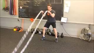 Rope Slam Variations