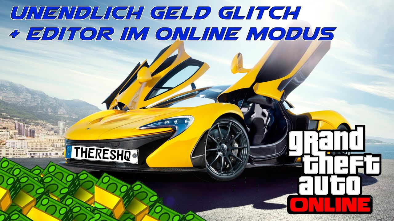 gta 5 online neuer unendlich geld glitch editor im. Black Bedroom Furniture Sets. Home Design Ideas