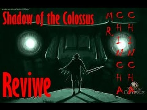 Reseña/Review a Shadow of the Colossus (MrChinchachincha)