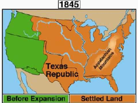 The Expansion of the United States