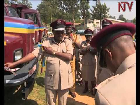 Prisons service receives new vehicles