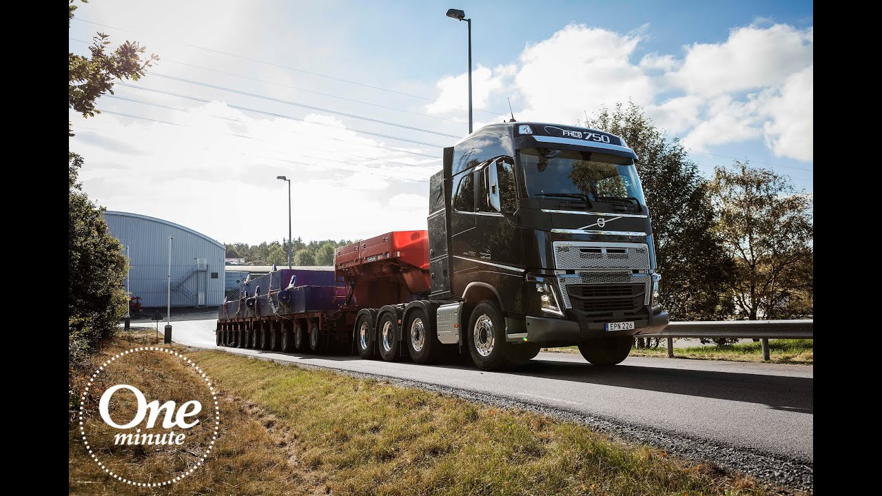 Volvo Trucks - One Minute about I-Shift with crawler gears