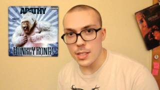 Apathy- Honkey Kong ALBUM REVIEW