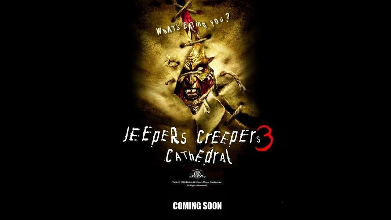 Image result for jeepers creepers 3 official movie poster