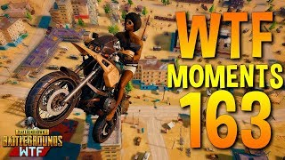 PUBG Funny WTF Moments Highlights Ep 163 (playerunknown's battlegrounds Plays)