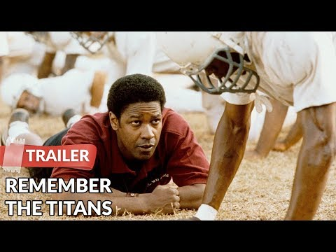Remember the Titans 2000 Trailer | Denzel Washington | Will Patton