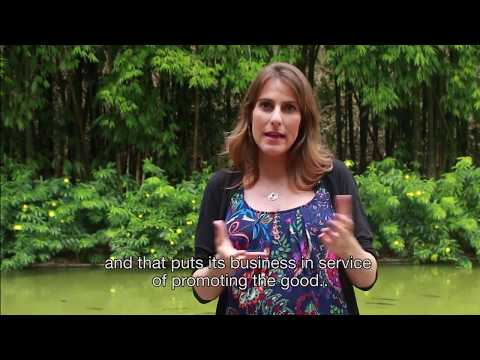 Business & Ethical Bio Trade - UEBT - Natura Programa Amazônia - Renata Puchala