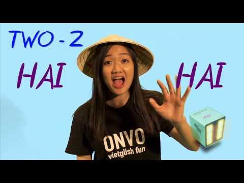Vietnamese Numbers | Bounce Remix | Kayla