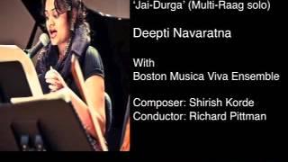 Deepti Navaratna - Contemporary Classical - Jai Durga