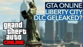 Liberty City in GTA Online - DLC-Pläne durch vermeintlichen Leak enthüllt?