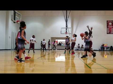 Lawton Basketball League OK Evolution