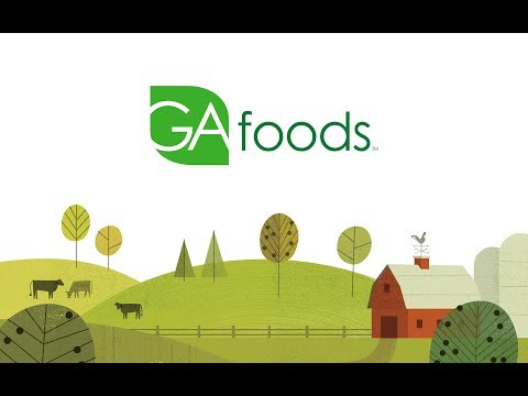 GA Foods provides Healthcare Nutrition