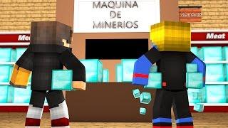 Minecraft: MINÉRIOS INFINITOS | Breakmen #03 [Afreim]