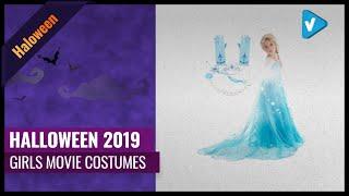 Top 10 Girls Movie Costumes | Halloween 2019