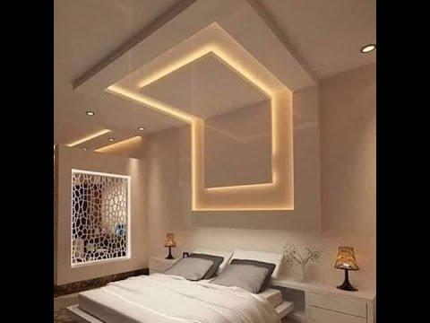جبس بورد اسقف غرف نوم راقيه 2020 Youtube