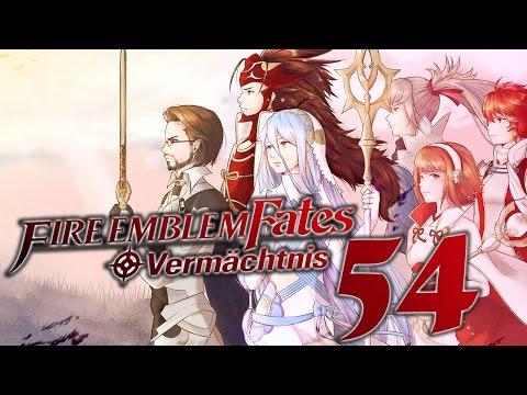 Let's Play Fire Emblem Fates: Vermächtnis [German] - #54 - Ein starker Bund (mit Ju 1/7)