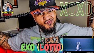 GURU REACTS TO EXO (LOTTO)