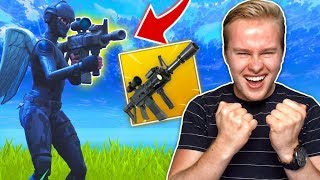 *NEW* THERMAL ASSAULT RIFLE TESTEN MET ENZO!! - Fortnite Battle Royale (Nederlands)