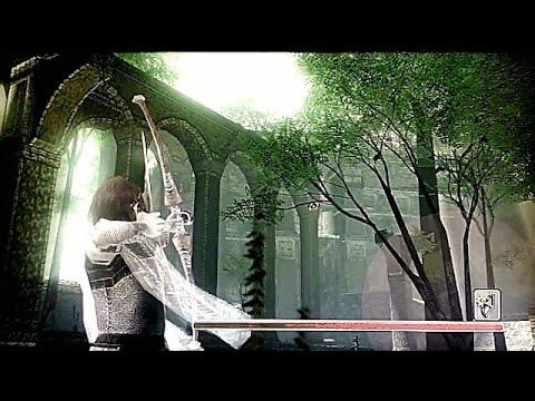 Como llegar al jardin prohibido shadow of the colossus la for Youtube jardin prohibido