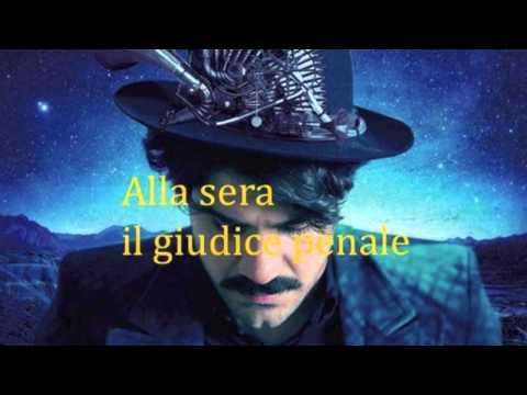 05 - MANNARINO - SCENDI GIU' - AL MONTE (TESTO)