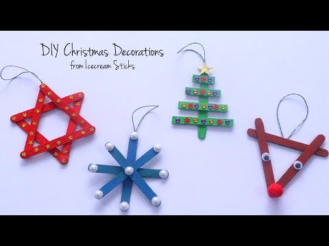 diy-christmas-decorations-|-homemade-christmas-ornaments-|-easy-christmas-crafts-for-kids