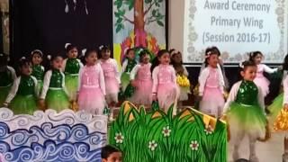 asn senior secondary school dance video