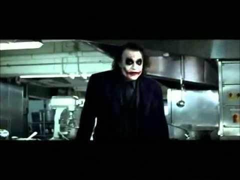 The Joker - Start Wearing Purple By Gogol Bordello