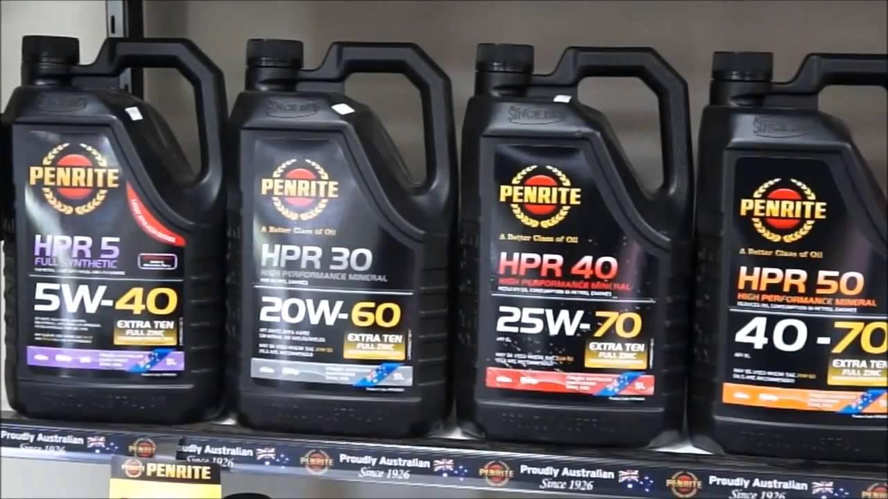 Penrite - Oil & Coolants