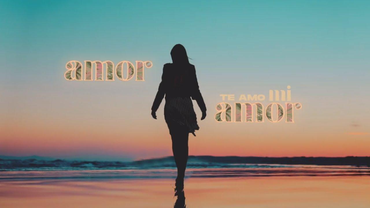Sarah Lombardi - Te Amo Mi Amor (Offizielles Lyric Video)