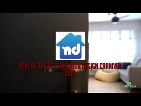Interior Design Singapore | Next Door ID (Best Of The Best Interior Design Carnival 2018)