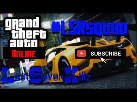 Grand theft Auto 5 live stream 20$ gift card giveaway road to 5k!!!! thumbnail